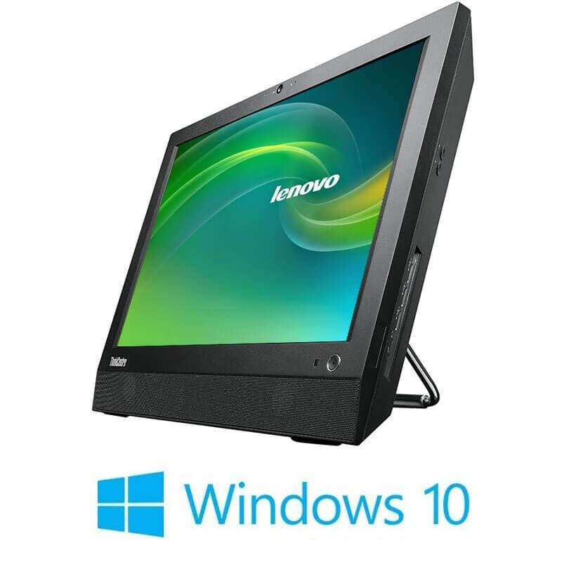 All-in-One Lenovo ThinkCentre A70z, Intel E5700, 240GB SSD, Webcam, Win 10 Home
