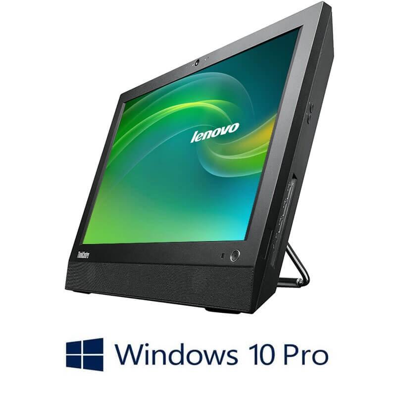 All-in-One Lenovo ThinkCentre A70z, Intel E5700, 240GB SSD, Webcam, Win 10 Pro