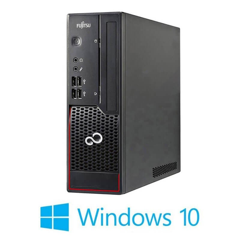 Calculatoare Fujitsu ESPRIMO C720, Intel i3-4170, Windows 10 Home