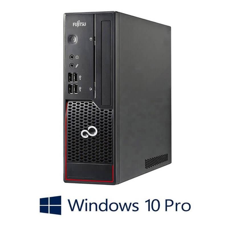 Calculatoare Fujitsu ESPRIMO C720, Intel i3-4170, Windows 10 Pro