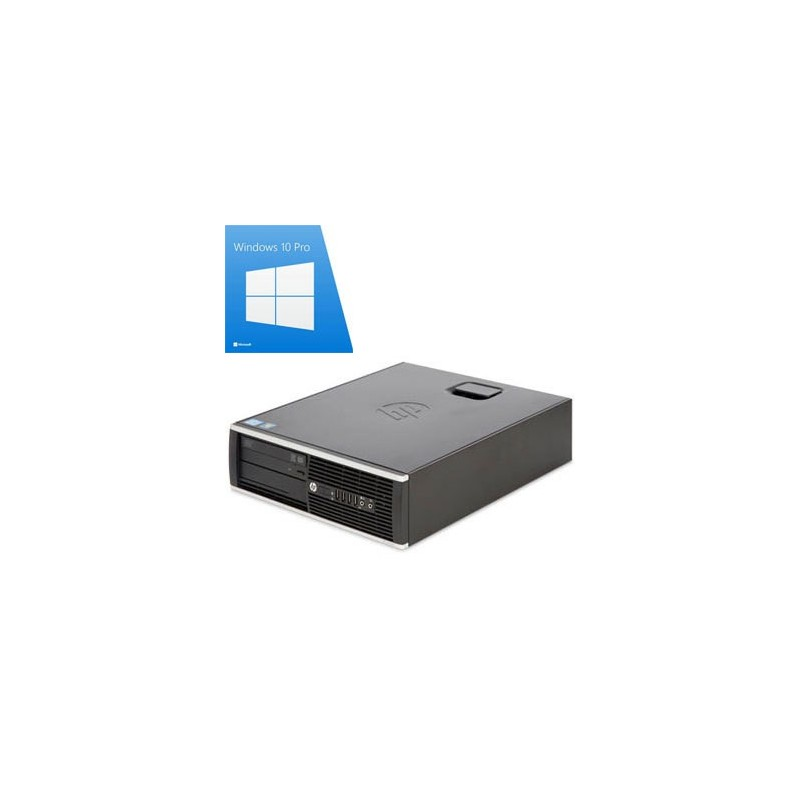 Calculatoare Refurbished HP 8200 Elite SFF, i3-2100, Windows 10 Pro