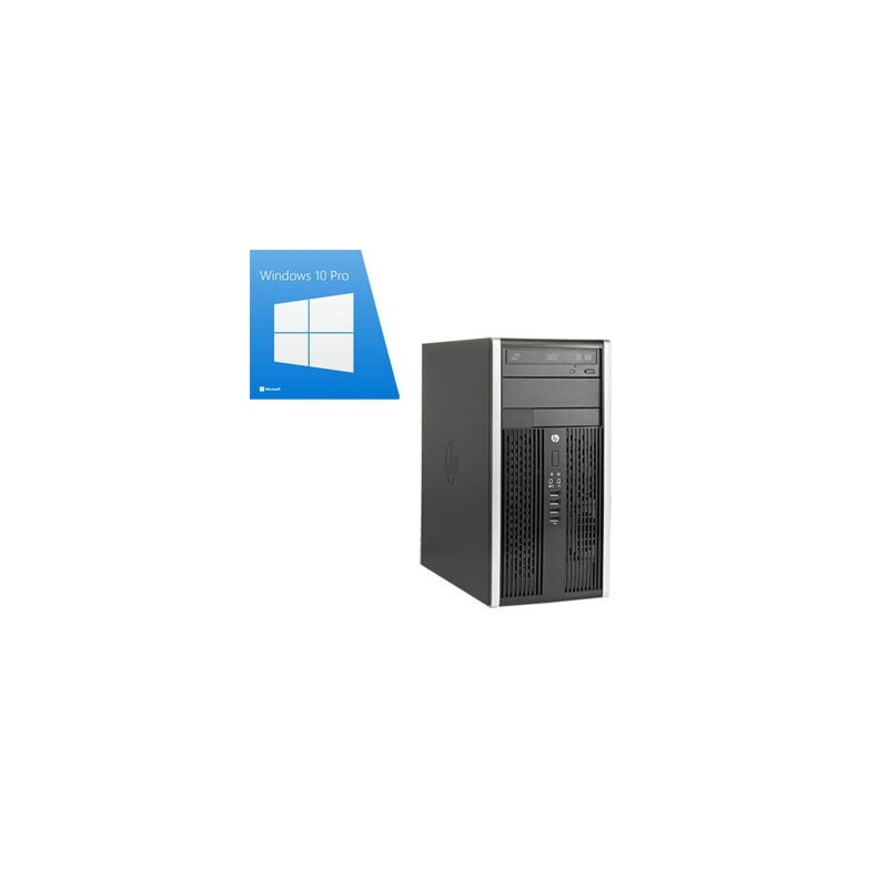 Calculatoare Refurbished HP Compaq 8200 Elite, i5-2400, Win 10 Pro