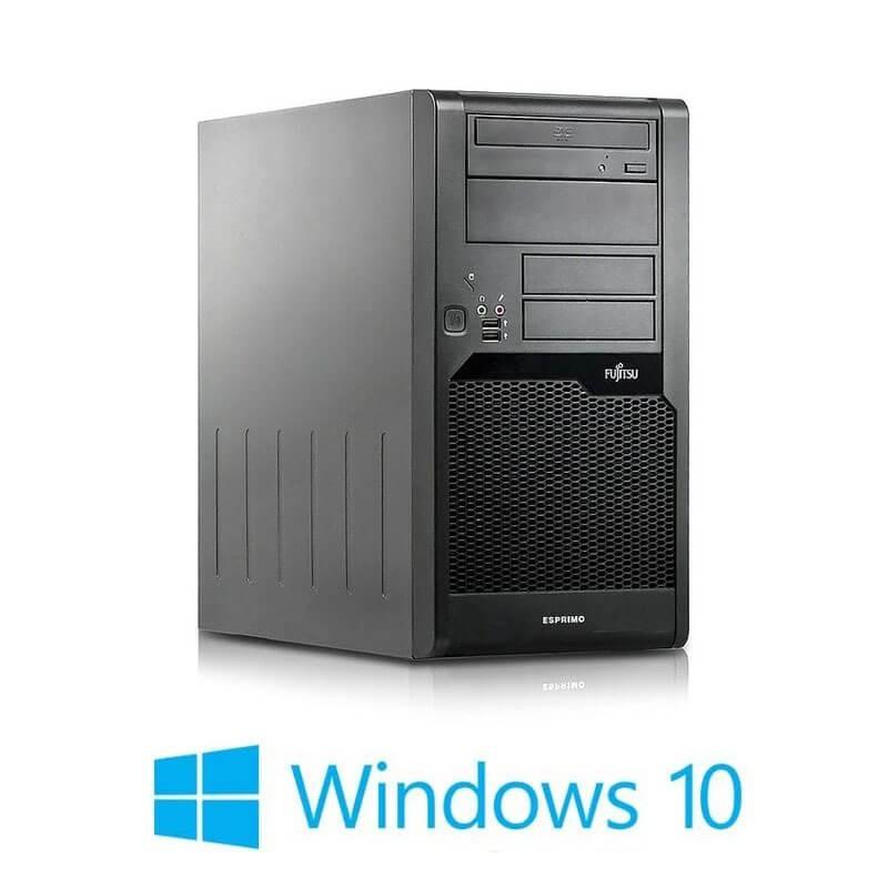 Calculator Fujitsu ESPRIMO P5730, Intel Dual Core E5400, Windows 10 Home