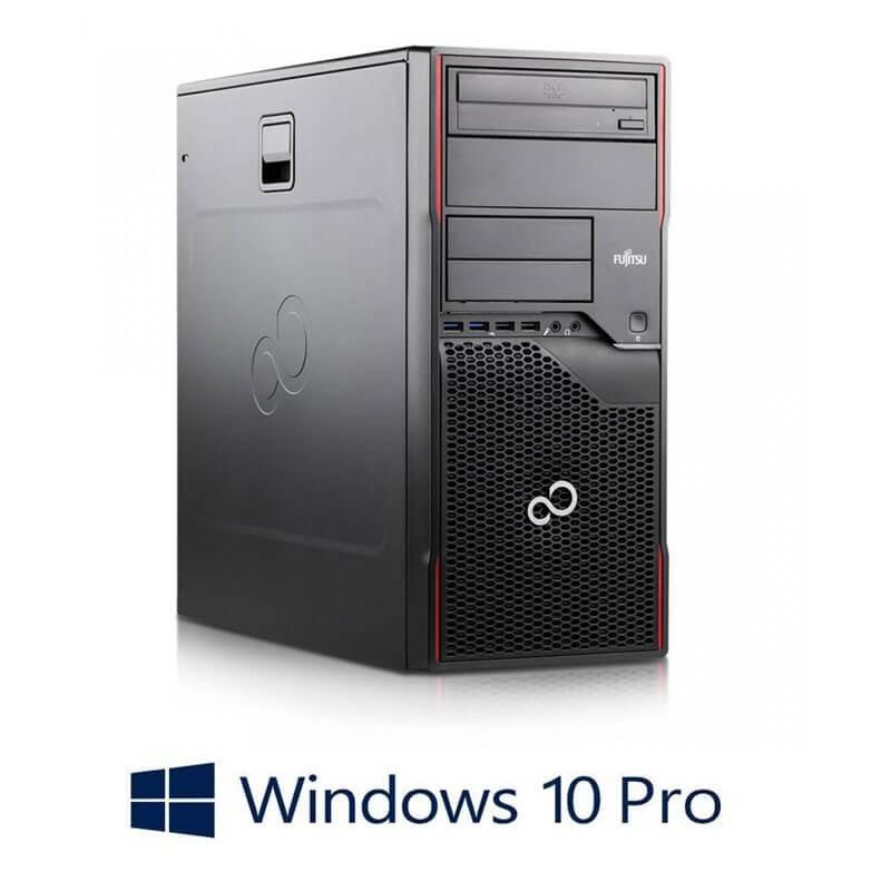 Calculator Fujitsu ESPRIMO P910, Intel G2120, GeForce 605 DP, Win 10 Pro