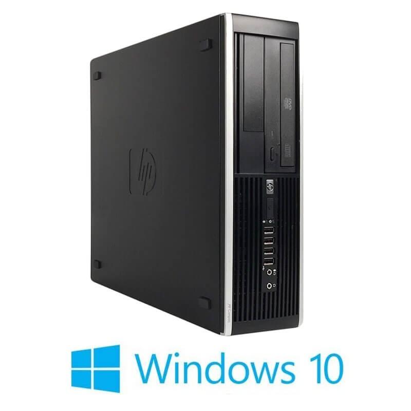 Calculator HP Compaq 8200 Elite SFF, Core i5-2400, 240GB SSD NOU, Win 10 Home