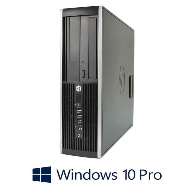 Calculator HP Compaq 8200 Elite SFF, Intel Core i3-2120, Windows 10 Pro