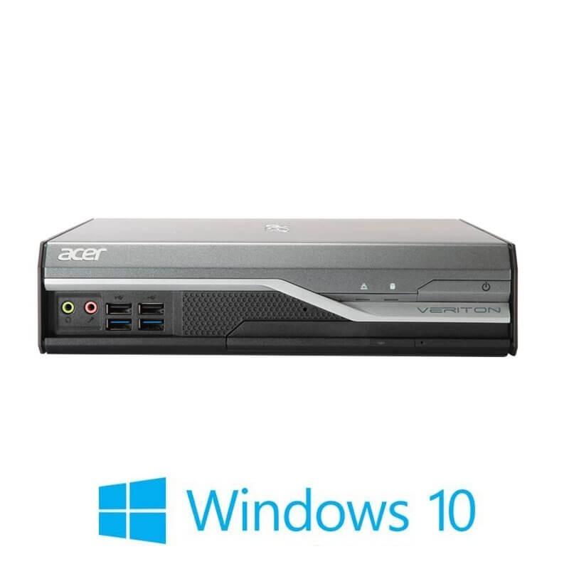 Calculator Acer Veriton L4630G, i5-4440S, 250GB SSD, Win 10 Home