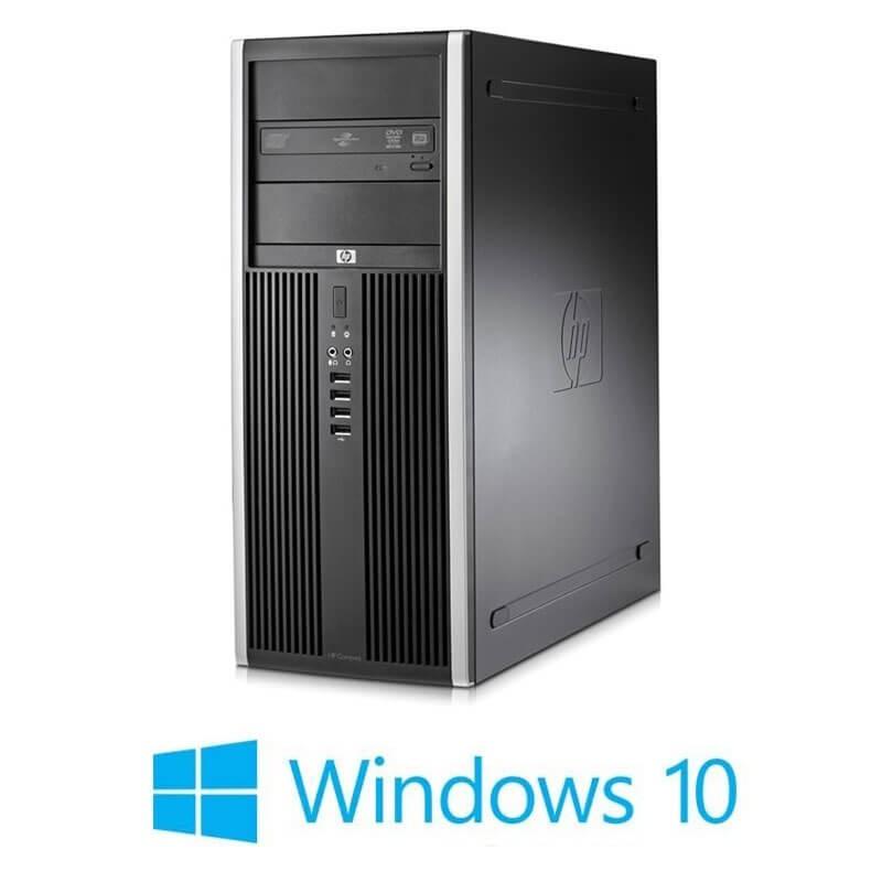 Calculator HP Compaq 8100 Elite MT, i7-870, GeForce 605 DP, Win 10 Home