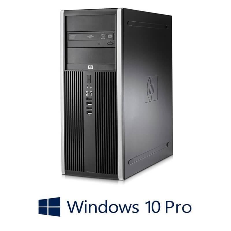 Calculator HP Compaq 8100 Elite MT, i7-870, GeForce 605 DP, Win 10 Pro
