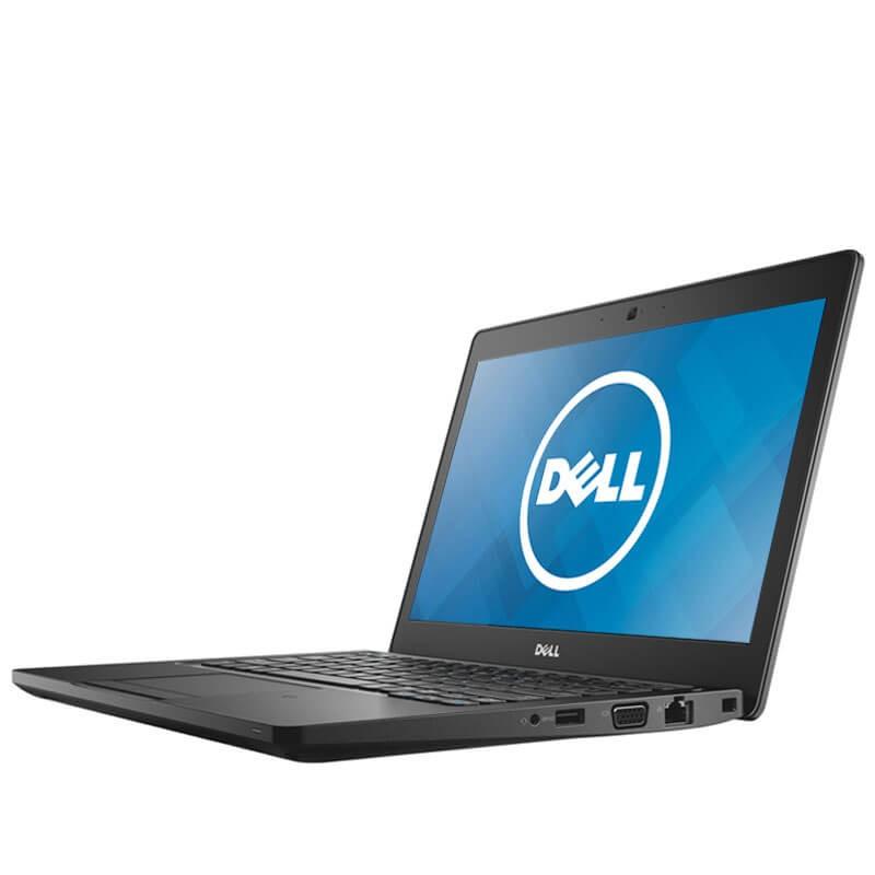 Laptop second hand Dell Latitude 5280, Intel Core i5-7300U, 8GB DDR4, 12.5 inci, Webcam
