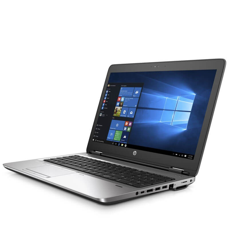 Laptop second hand HP ProBook 650 G2, Intel i5-6200U, 256GB SSD, 15.6