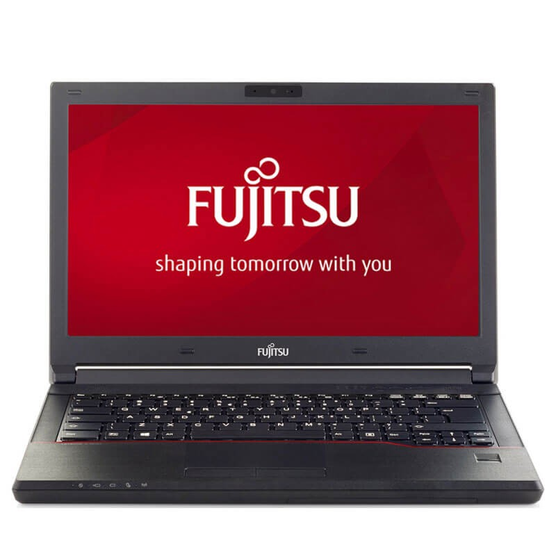 Laptop SH Fujitsu LIFEBOOK E546, Intel i3-6006U, 256GB SSD, Webcam