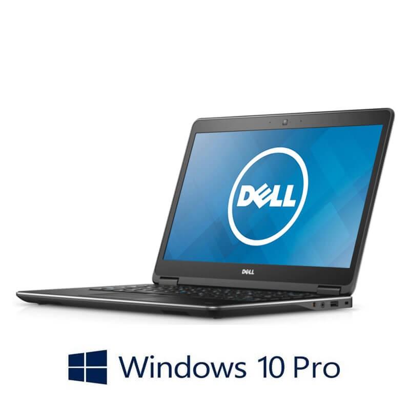 Laptopuri Dell Latitude E7440 , i7-4600U, 256GB SSD, Win 10 Pro
