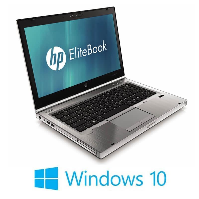 Laptopuri HP EliteBook 8460p, i5-2520M, Win 10 Home