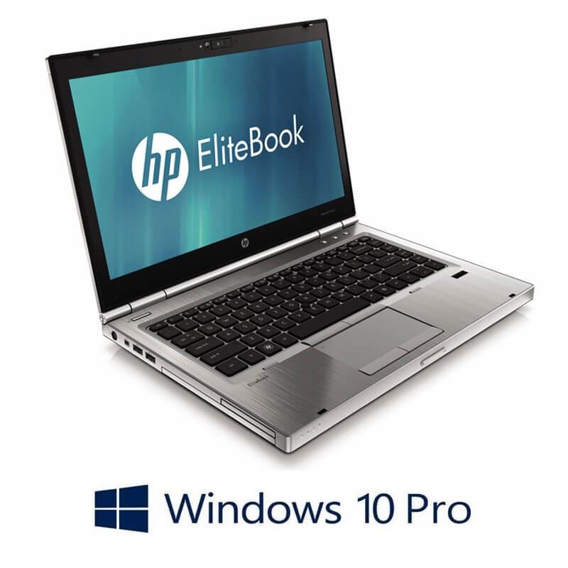 Laptopuri HP EliteBook 8460p, i5-2520M, Windows 10 Pro