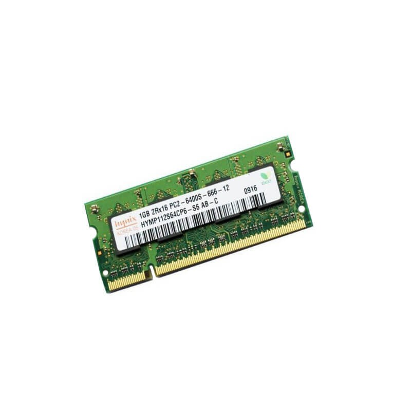 Memorie Laptopuri Refurbished 1GB DDR2, Diferite Modele