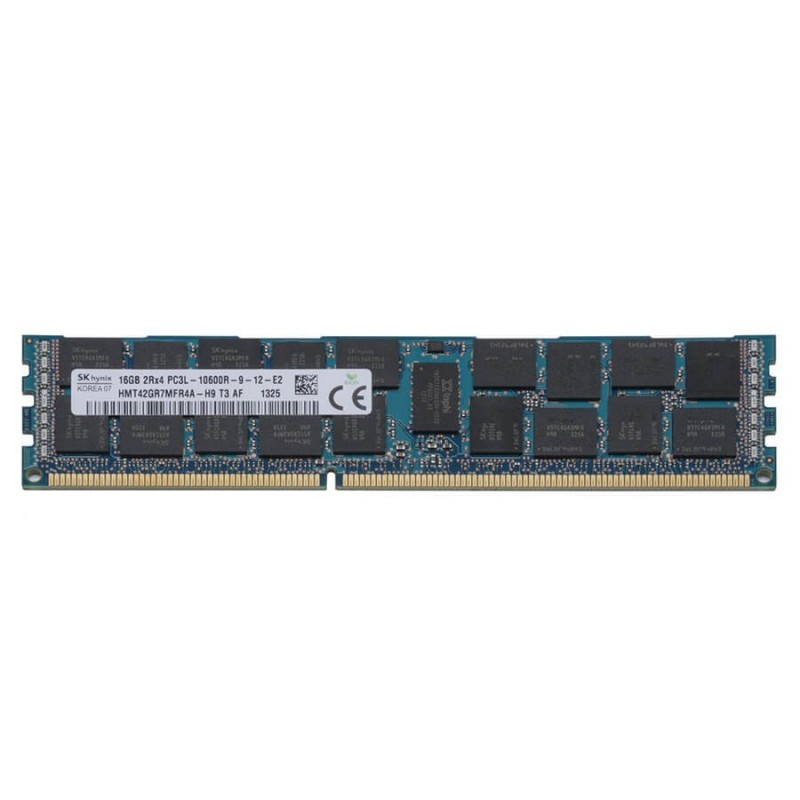 Memorie second hand Servere 16GB DDR3 PC3L-10600R Diferite modele