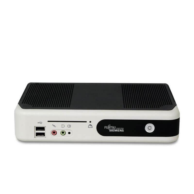 Mini Calculatoare Thin Client second hand Fujitsu FUTRO S400, AMD Geode NX, 128MB Flash