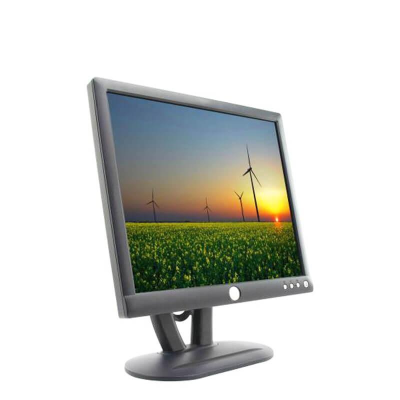 Monitor LCD Dell E172FPt, 17 inci