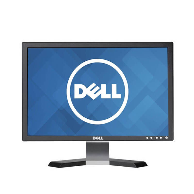 Monitor LCD Dell E198WFPv, 19 inci WideScreen