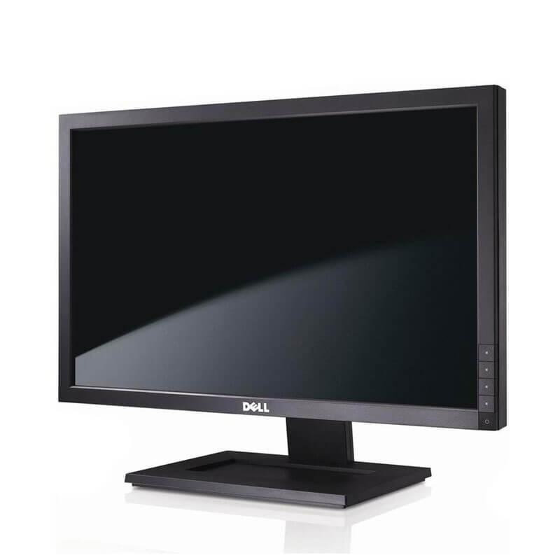 Monitor LCD Dell E2210T, 22 inci WideScreen