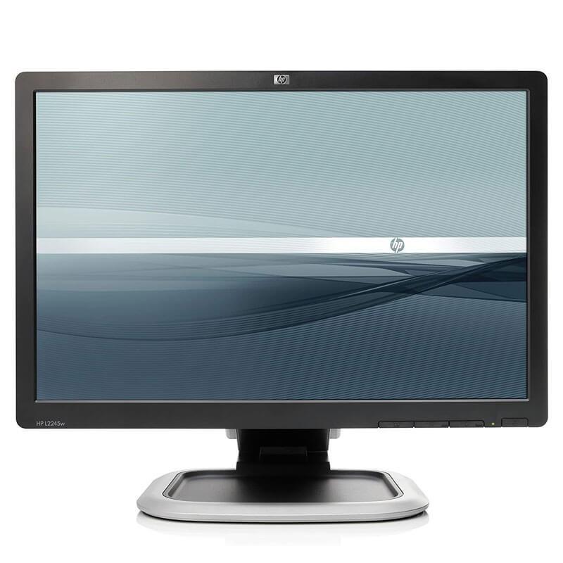 Monitor LCD SH HP L2245wg, 22 inci, Grad A-