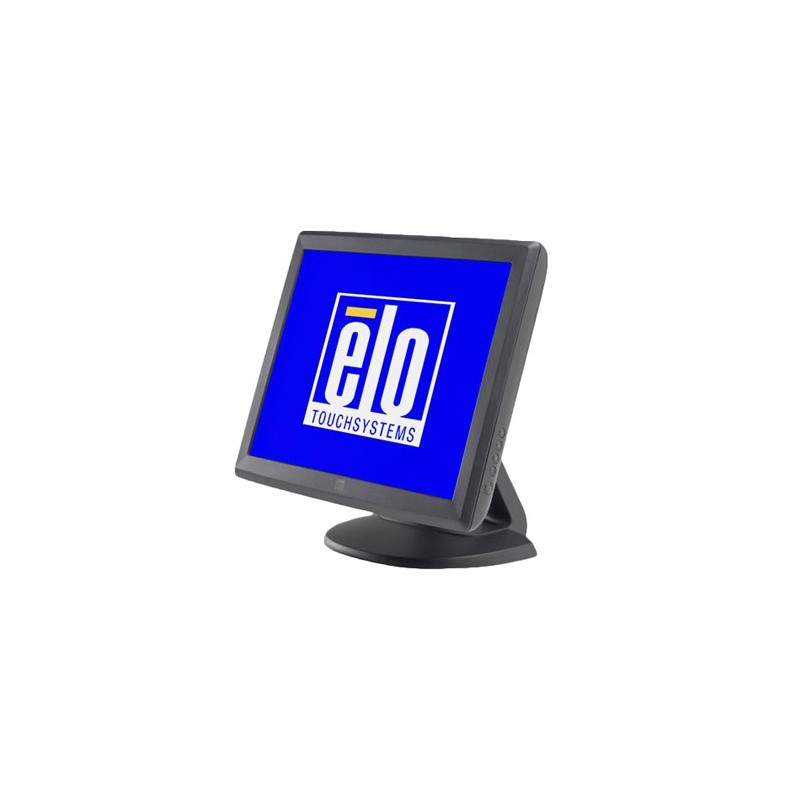 Monitor Touchscreen USB si Serial SH Elo 1515L, Grad A-