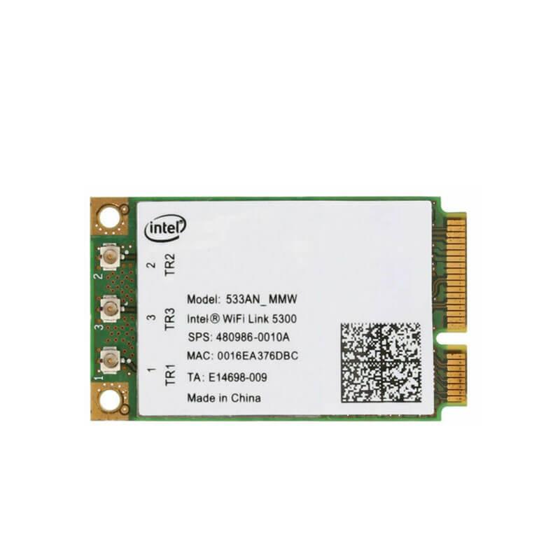 Placa Retea Wireless Intel Ultimate N Wi-Fi Link 5300, 533AB_MMW