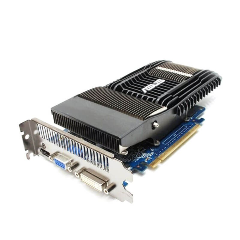 Placa video Asus NVidia GeForce GT 240 Silent 1GB GDDR3 128-bit