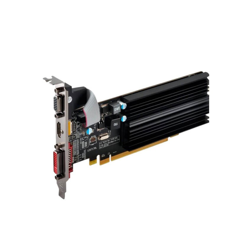Placa video XFX ATI Radeon HD 5450 1GB GDDR3 128-bit