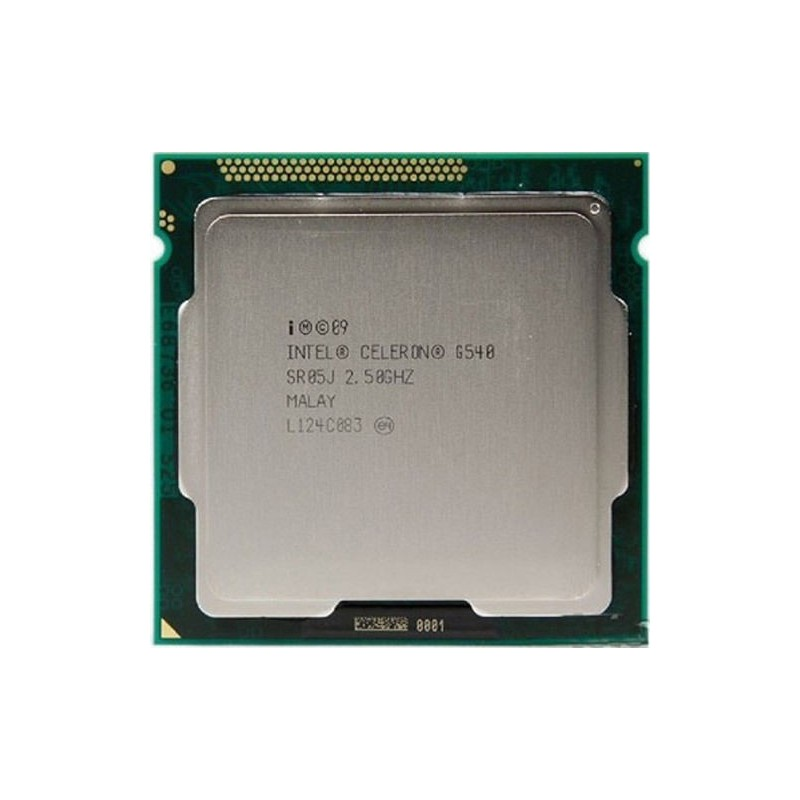 Procesoare Intel Dual Core G540, 2.50GHz, 2Mb Cache
