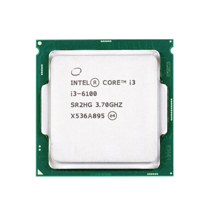 Procesoare Refurbished Intel Dual Core i3-6100, 3.70GHz, 3Mb Smart Cache