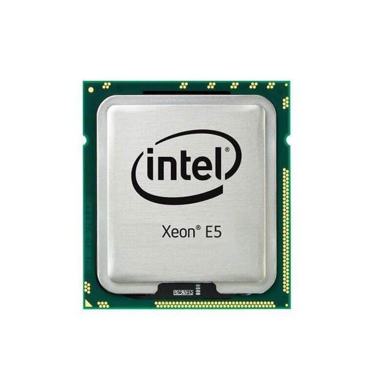 Procesoare Intel Xeon Quad Core E5-2609, 2.40GHz, 10Mb Cache