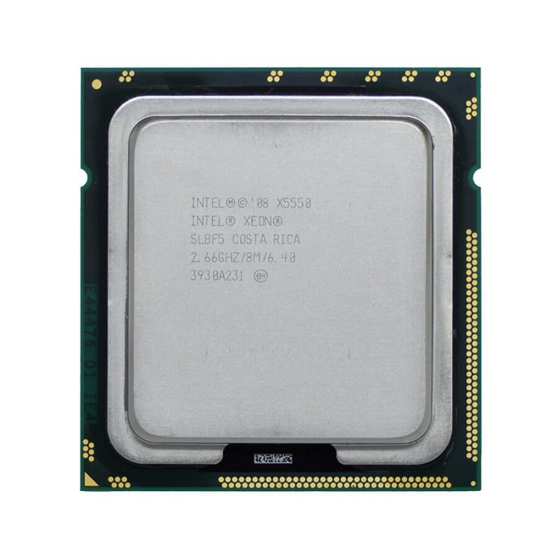 Procesoare SH Intel Xeon Quad Core X5550, 2.66GHz