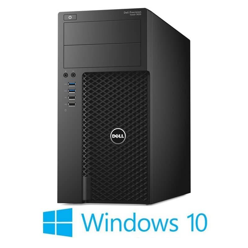 Statie grafica Dell Precision T3620, i7-6700, Win 10 Home