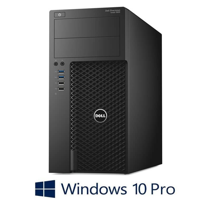 Statie grafica Dell Precision T3620, i7-6700, Win 10 Pro