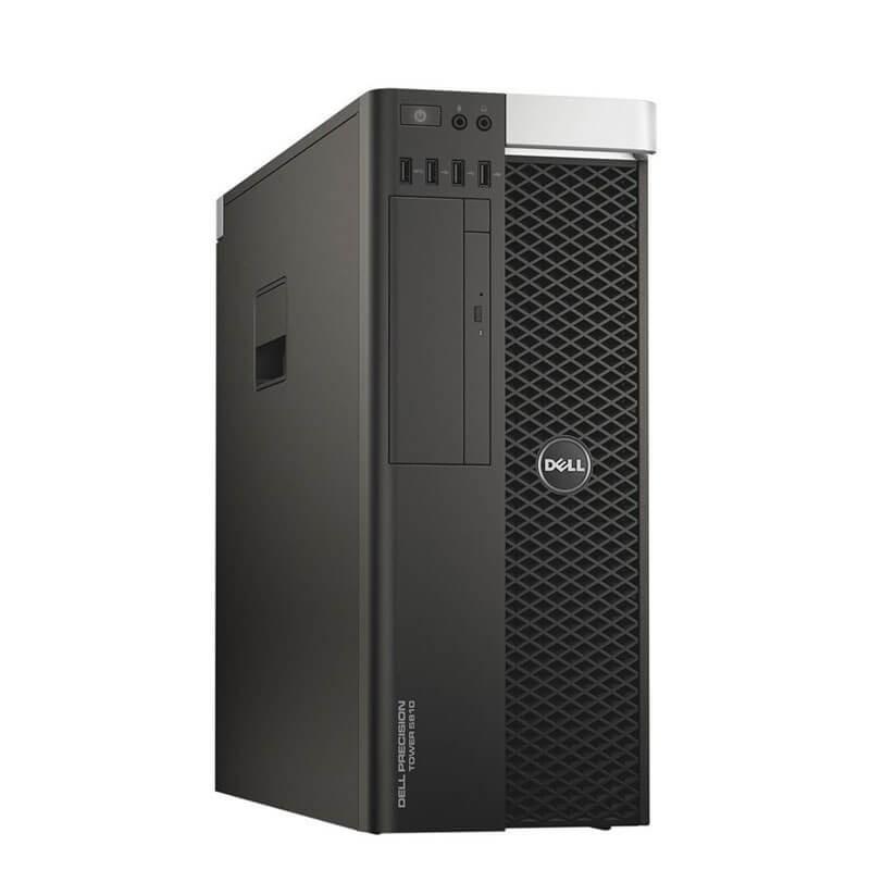 Statie grafica SH Dell Precision 5810 MT, Xeon E5-1630 v3, Quadro M4000 8GB