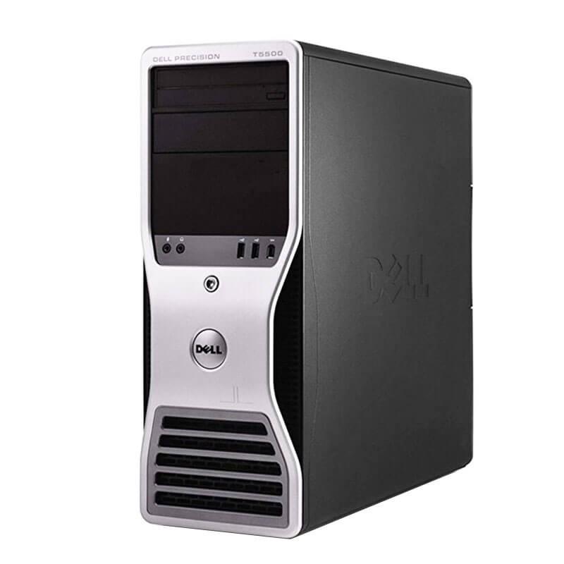Statie grafica SH Dell Precision T5500, Xeon Hexa Core X5650, 24GB