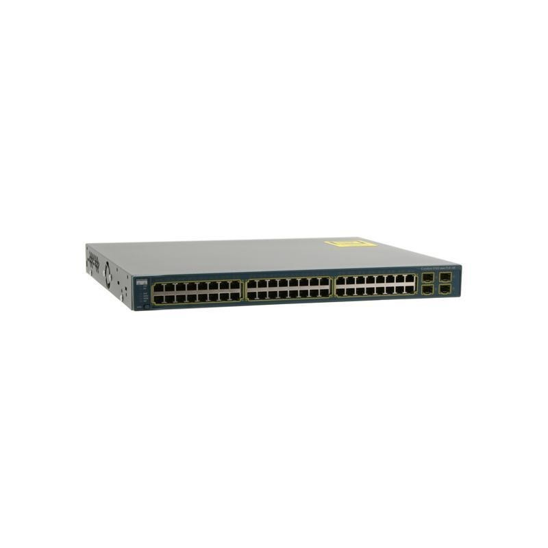 Switch SH Cisco Catalyst WS-C3560-48PS-S